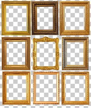 Frame Painting Photography Shutterstock PNG