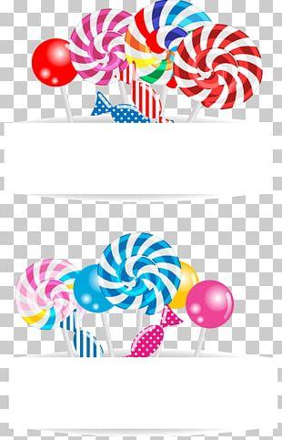 Candy Dessert Illustration PNG
