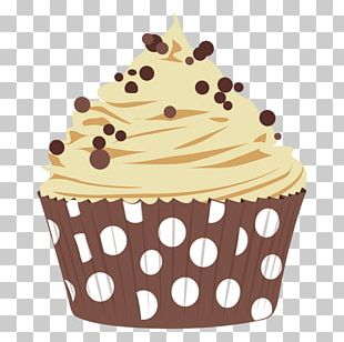 Cupcake American Muffins Frosting & Icing Graphics Illustration PNG