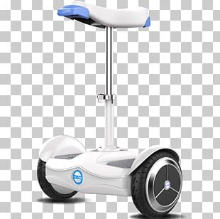 Electric Vehicle Self-balancing Scooter Car Self-balancing Unicycle PNG