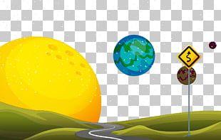Road Adobe Illustrator PNG