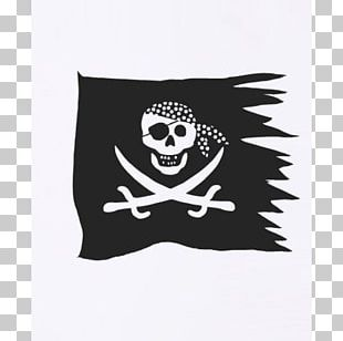 Wall Decal Jolly Roger Pirate Sticker PNG