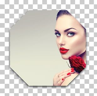 Beauty Parlour Woman Lip Cosmetics PNG