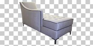 Comfort Bed Frame Armrest Chair PNG