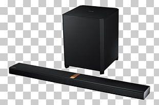 Soundbar Samsung HW-H750 Loudspeaker Subwoofer PNG