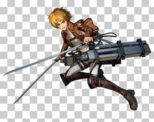 A.O.T.: Wings Of Freedom Attack On Titan 2 Armin Arlert Eren Yeager PNG