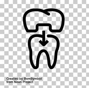 Crown Dentistry Tooth Bridge PNG