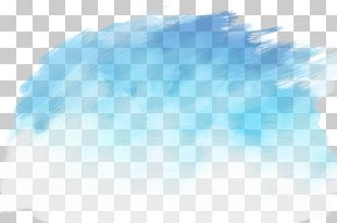 Blue Sky Daytime Turquoise PNG