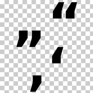 Quotation Marks In English Symbol PNG