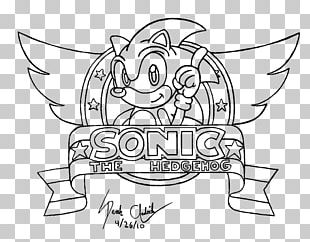 Shadow The Hedgehog Metal Sonic Amy Rose Black And White Line Art PNG