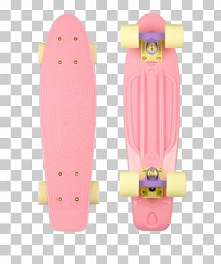 Skateboarding Cruiser ABEC Scale Penny Board PNG