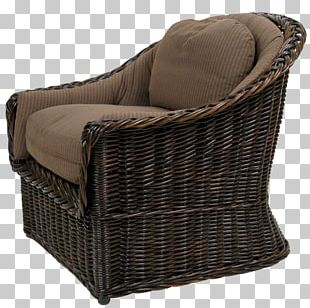 Chair NYSE:GLW Wicker Couch PNG