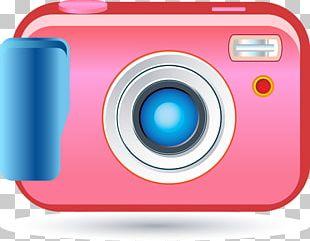 Mirrorless Interchangeable-lens Camera Camera Lens PNG