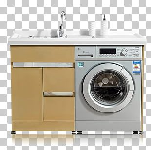 Washing Machine Kitchen Bathroom PNG