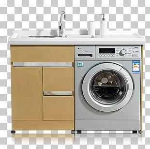Washing Machine Kitchen Bathroom PNG