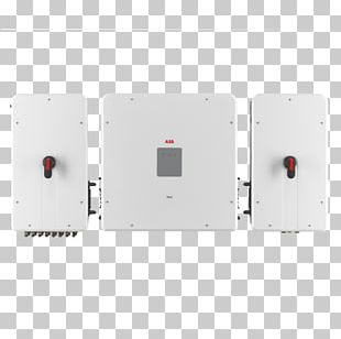 Power Inverters ABB Group Solar Inverter Grid-tie Inverter Photovoltaics PNG