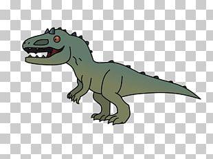 Tyrannosaurus ARK: Survival Evolved Giganotosaurus Allosaurus Triceratops PNG