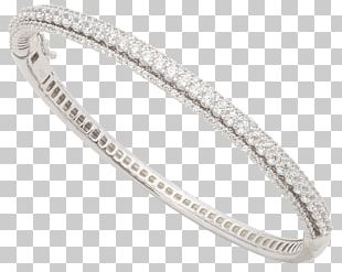 Bangle Body Jewellery Silver Bracelet PNG