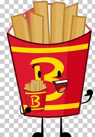 French Fries Fast Food Hamburger PNG