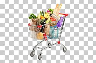 Shopping Cart Grocery Store Stock Photography Supermarket PNG