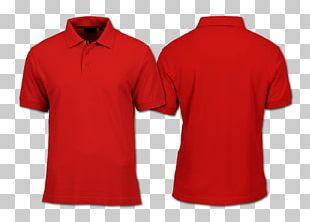 T-shirt Hoodie Polo Shirt Template PNG