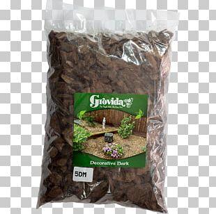Grovida Mulch Bark Fertilisers Gardening PNG