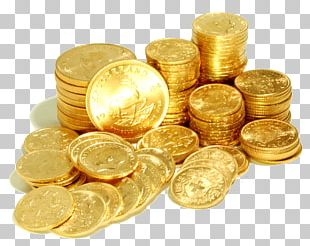 Gold Coin Bullion Gold As An Investment PNG