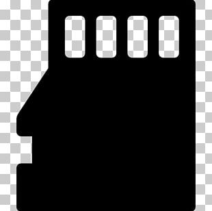 Secure Digital MicroSD Flash Memory Cards Computer Data Storage Computer Icons PNG