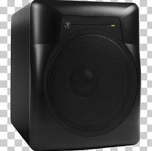 Subwoofer Studio Monitor Computer Speakers Mackie MR10S-MK3 PNG