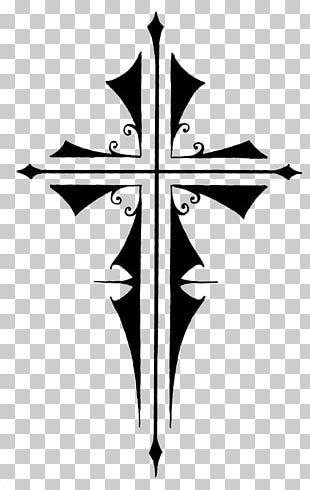 Cross Tatto PNG