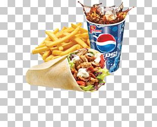 French Fries Shawarma Fast Food Vegetarian Cuisine Junk Food PNG