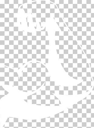 Black And White Line Angle Point Pattern PNG
