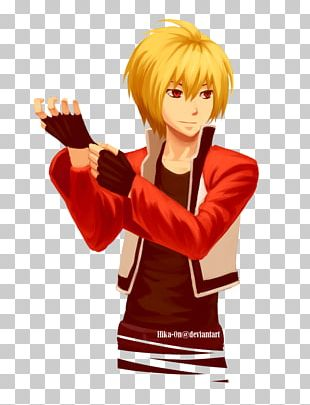Garou: Mark Of The Wolves Terry Bogard Rock Howard The King Of Fighters XIV Fan Art PNG