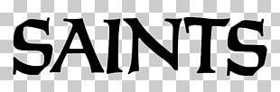 New Orleans Saints NFL Logo Car PNG