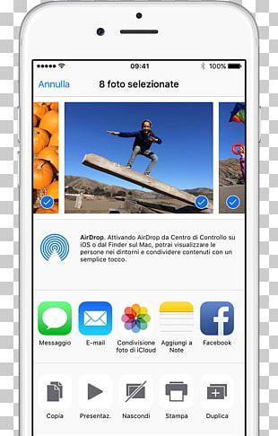 IPhone AirDrop Apple ICloud IPad PNG