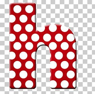 Alphabet Polka Dot Minnie Mouse Letter PNG