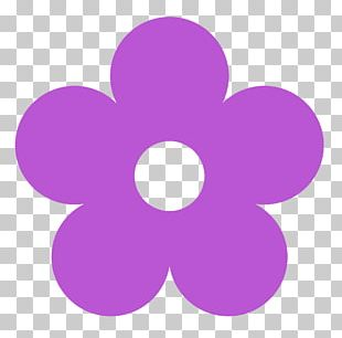 Purple Flower Violet Free Content PNG
