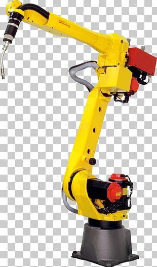 FANUC Industrial Robot Articulated Robot Robot Welding PNG