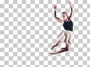 Modern Dance Shoulder PNG