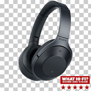 Noise-cancelling Headphones High Fidelity Active Noise Control Audio PNG