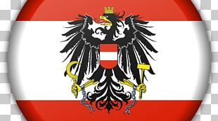 Flag Of Austria Coat Of Arms Of Austria PNG