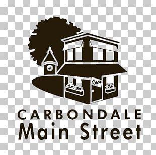 Carbondale Tourism Logo WSIU-FM Carbondale Carbondale Main Street Design PNG
