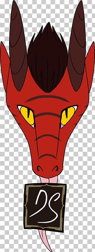 Superhero Demon PNG