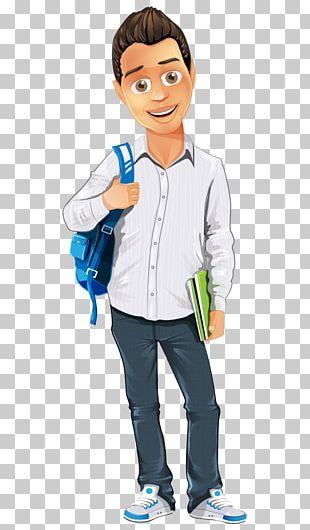 Cartoon Character Boy PNG