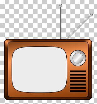 Television Vintage TV PNG