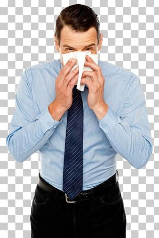 Sneeze Stock Photography Cough Common Cold Businessperson PNG