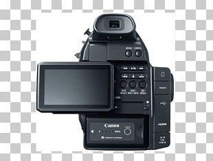 Canon EOS C100 Canon EF Lens Mount Video Cameras Canon EOS C300 PNG