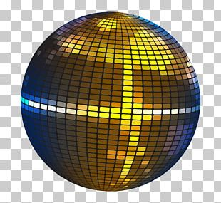Disco Ball Light PNG