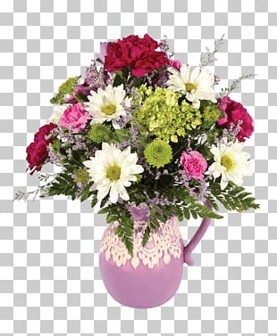 Floristry Vase Flower Bouquet Rose PNG