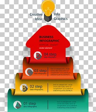 Infographic Diagram Chart Arrow PNG